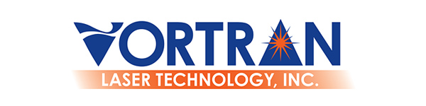 Vortran laser technology logo
